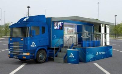 Evento gratuito traz Caminhão Playstation a Brasília
