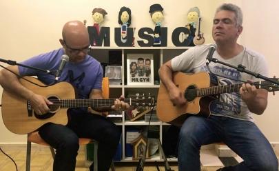 Anderson Richards e Henrique de Oliveira fazem show de graça nesta quinta-feira em Goiânia
