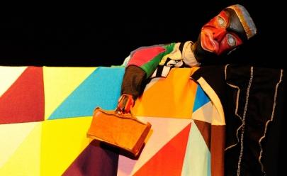 Cia Teatro do Maleiro apresenta teatro de bonecos no Centro Cultural da UFG
