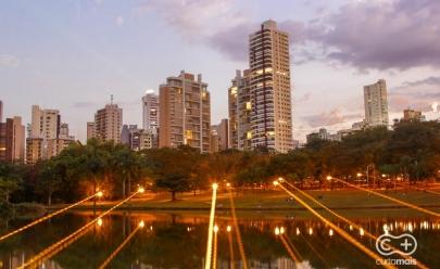 Registros mostram porque Goiânia é uma das cidades mais belas do Brasil