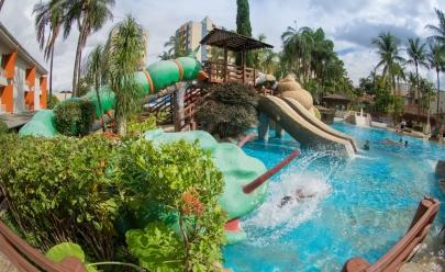 Aproveite a Páscoa no complexo hoteleiro mais animado de Caldas Novas