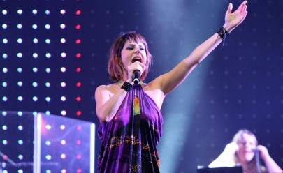 Fernanda Abreu faz show gratuito em Brasília