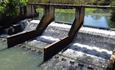Rio Meia Ponte atinge nível crítico e se aproxima de racionamento da água
