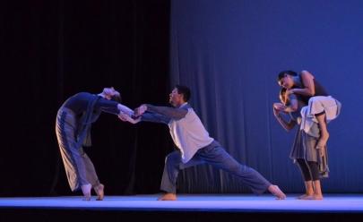 Espetáculo 'Tempestade' é apresentado no Teatro Goiânia