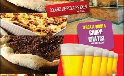 Polícia fecha pizzaria em Goiânia que vendia produtos vencidos