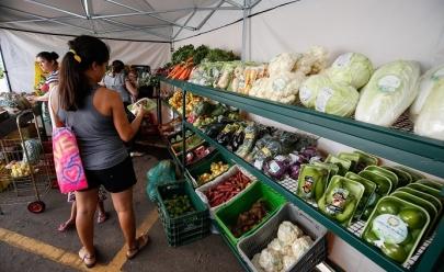 Shopping de Brasília terá feira orgânica aos sábados