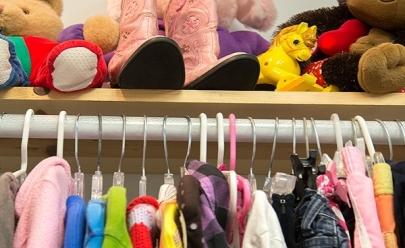 Uberlândia recebe bazar especial Dia das Crianças, com mais de 8 mil peças