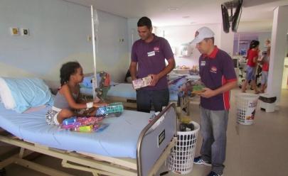 Fast Açaí convida público a ajudar Hospital Araújo Jorge com doações a partir de R$1