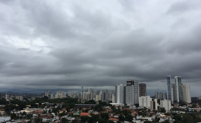 Fim de semana terá chuvas isoladas na grande Goiânia