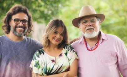 Pádua, Maria Eugênia e Tomchris fazem show juntos nesta terça-feira em Goiânia