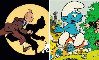 Brasília recebe exposição com histórias em quadrinhos produzidas na Bélgica