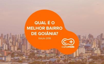 Os 10 melhores bairros de Goiânia