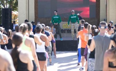 Academia de Brasília inicia sua temporada de aulas em festival tradicional da cidade