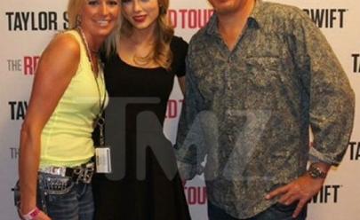 Foto do momento do assédio sofrido por Taylor Swift é divulgada