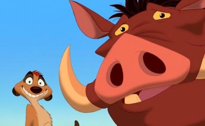 HaTuna ou HaKuna Matata: Qual é a expressão correta Pumba?