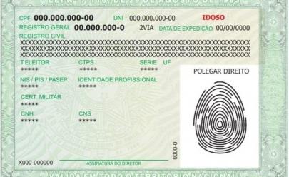 Polícia Civil do DF emite nova carteira de identidade