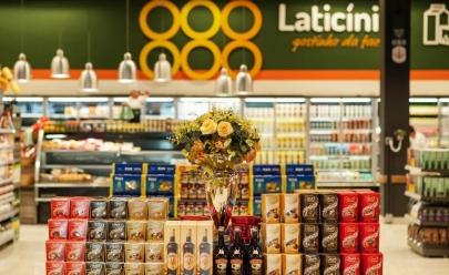 Armazém Bretas é a primeira loja empório da rede em Goiânia