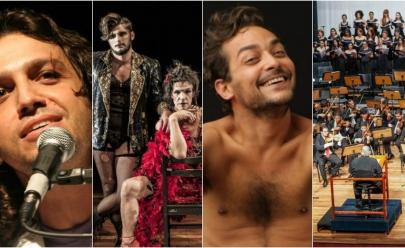 Veja as atrações que chegam ao Teatro SESI no mês de março