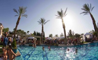 Pool Party da Lu refresca e agita o final de semana em Goiânia