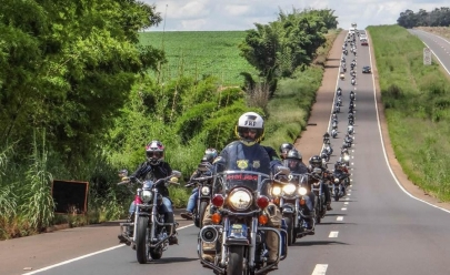 Goiânia recebe desfile de motos lendárias neste sábado