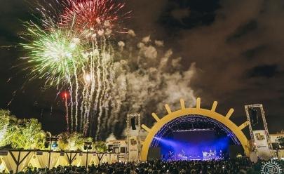 Confira a programação de shows do Deu Praia 2018 em Goiânia