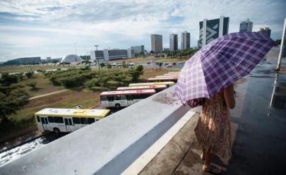 Previsão do tempo: calor no DF volta e chuvas reaparecem apenas na segunda quinzena de outubro