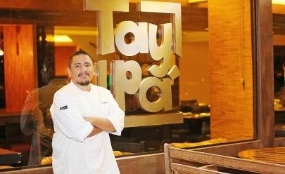 Chef Marco Espinoza do premiado restaurante Taypá comanda jantar exclusivo em Goiânia