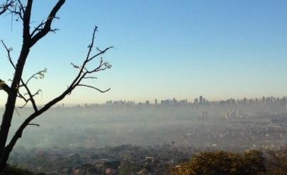 Meteorologia prevê tempo seco, sem chuva e frio de até 9º em Goiás em Julho