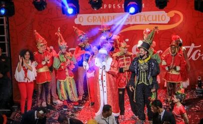 Teatro Sesc promove circuito de apresentações de Natal com entrada gratuita; confira a programação