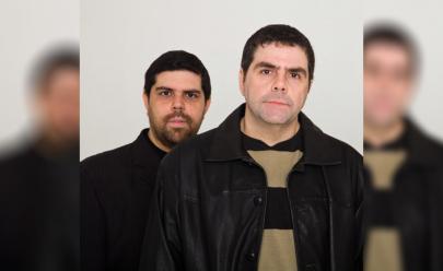Kim e Júlio da Banda Catedral fazem show intimista em Goiânia