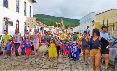 Programação completa do Carnaval na Cidade de Goiás