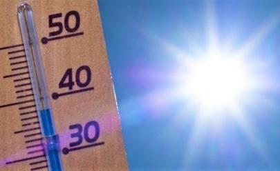 Agosto pode ter recorde de calor em Goiânia