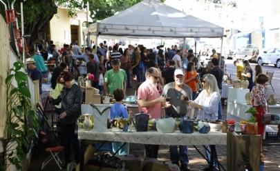 Mercado Municipal de Uberlândia terá feira de antiguidades, exposição e outras atrações no fim de semana