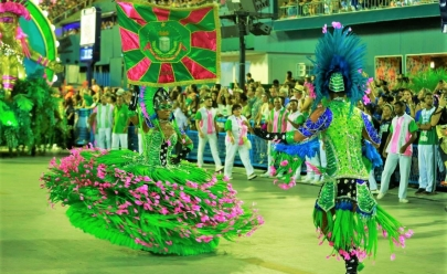 Mangueira é a escola campeã do Carnaval do Rio de Janeiro