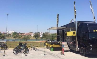 Uberlândia recebe Sense Demo Tour: oportunidade para conhecer e testar diversos modelos de bikes da marca