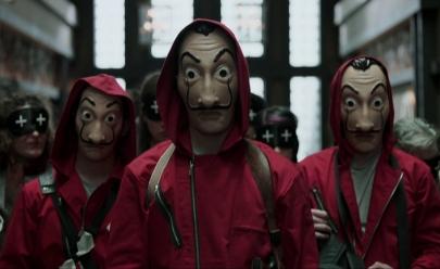 Netflix confirma terceira parte de La Casa de Papel
