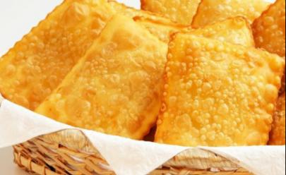 Fogão Goiano é opção para quem quer comer pastel com o sabor de Goiás