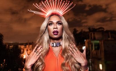 Lia Clark realiza show em Goiânia