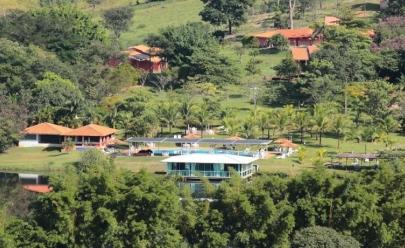 Pousada Monjolo é opção de turismo rural a 41 km de Goiânia