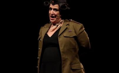 'Terça Insana' apresenta 'Grace Gianoukas Recebe' em Goiânia
