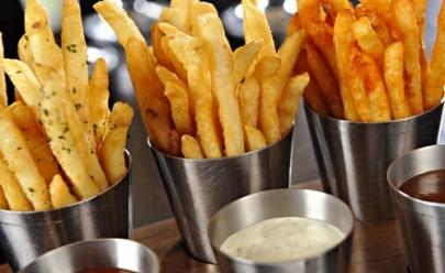 20 melhores batatas fritas de Goiânia
