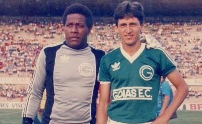 Exposição conta a história do futebol goiano através de camisas de times