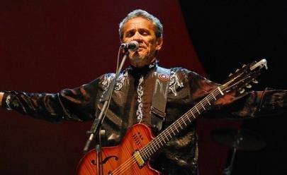 Zé Ramalho comemora 40 anos de carreira com show em Brasília