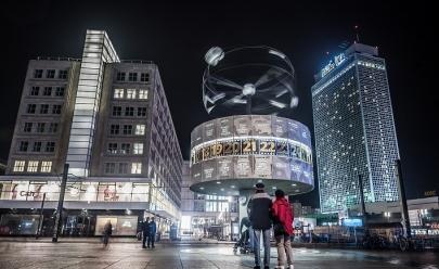 Exposição em Brasília reúne fotografias de capital alemã