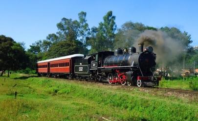5 passeios de trem para experimentar Minas Gerais de uma maneira totalmente retrô