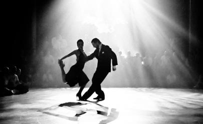 Noite dedicada ao tango acontece nesta terça-feira no Teatro SESI em Goiânia