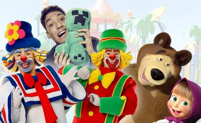 Brasília recebe Festival Kids com shows de Patati Patatá, Masha e o Urso e presença de youtubers