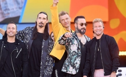 Backstreet Boys abre temporada de shows internacionais em Uberlândia