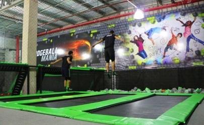 Jump Mania tem diversão gratuita exclusiva para os pais em Uberlândia