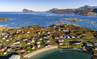 Moradores da ilha de Sommar na Noruega decidiram eliminar o tempo